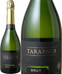 タラパカ スパークリング・ブリュット 白  Tarapaca Brut   スピード出荷