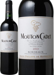 ムートン・カデ ルージュ 2014 バロン・フィリップ・ド・ロスチャイルド 赤  Mouton Cadet / Baron Philippe de Rothschild   スピード出荷