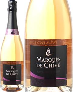 カヴァ マルケス・デ・チベ ブリュット ロゼ NV ロゼ  Marques De Chive Rose   スピード出荷