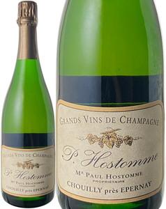 オストム ミレジム 1985 白  Hostomme Champagne Millesime  スピード出荷