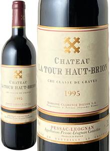 シャトー・ラ・トゥール・オー・ブリオン 1995 赤  Chateau La Tour Haut Brion  スピード出荷