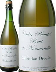 シードル ブリュット クール・ド・リヨン 白  Cidre Bouche Brut de Normandie NV / Christian Drouhin  スピード出荷