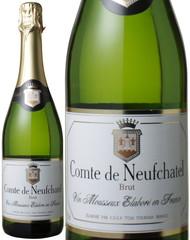 コンテ・ド・ヌーシャテル ブリュット NV 白  Comte de Neufcharwl Brut   スピード出荷