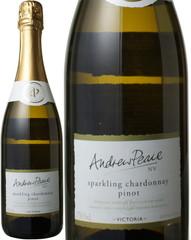 アンドリュー・ピース シャルドネ/ピノ・ノワール スパークリング NV 白  Andrew Peace Sparkling Chardonnay Pinot Noir  スピード出荷
