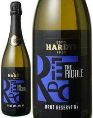 ハーディーズ スパークリング ザ・リドル ブリュット・レゼルヴ NV 白  The Riddle Brut Reserve NV / Hardys  スピード出荷