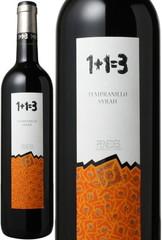1+1=3  (ウ・メス・ウ・ファン・トレス) テンプラニーリョ・シラー [2015] <赤> <ワイン/スペイン>