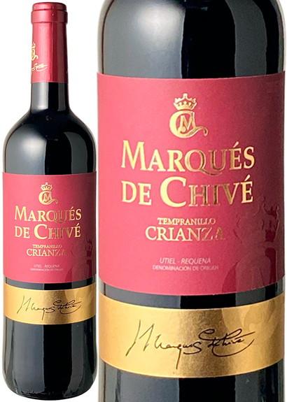 マルケス・デ・チベ クリアンサ テンプラニーリョ 2014 赤 ※ヴィンテージが異なる場合がございます Tempranillo Crianza / Marques de Chive   スピード出荷