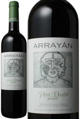 プティ・ヴェルド 2008 アラヤン 赤  Arryayan Petit Verdot  スピード出荷