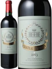 【1本で送料無料】シャトー・ブロン 2013 赤  Chateau Bourron   スピード出荷 ※送料無料のままワイン合計12本まで一緒に送れます。【沖縄・離島は別料金加算】