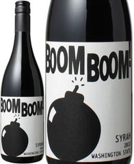 ワシントン ブーン・ブーン シラー 2017 チャールズ・スミス・ワインズ 赤 Boom Boom Syrah / Charles Smith Wines   スピード出荷