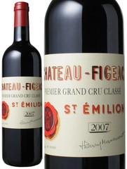 シャトー・フィジャック 2007 赤  Chateau Figeac 2007   スピード出荷