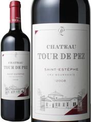 シャトー・トゥール・ド・ペズ 2008 赤  Chateau Tour de Pez   スピード出荷
