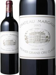 シャトー・マルゴー 2013 赤  Chateau Margaux 2013   スピード出荷