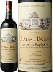 シャトー・ダイヤン 2009 赤  Chateau Daillan   スピード出荷