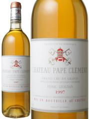 シャトー・パプ・クレマン・ブラン 1997 白  Chateau Pape Clement Blanc 1997  スピード出荷