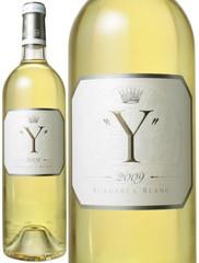 イグレック・ド・シャトー・ディケム 2009 白  Y ygrec de Chateau d'Yquem  スピード出荷
