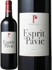 エスプリ・ド・パヴィ 2011 赤  Esprit de Pavie  スピード出荷
