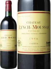 シャトー・ランシュ・ムーサ 1996 赤  Chateau Lynch Moussas 1996  スピード出荷