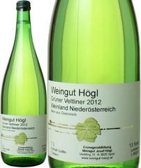 グリューナー・ヴェルトリーナー ラントワイン 1000ml 2011 ヘーグル 白  Gruner Veltliner 1000ml / Hogl  スピード出荷