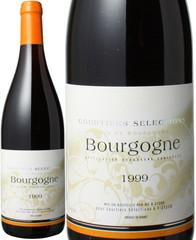 ブルゴーニュ・ルージュ 1999 クルティエ・セレクション 赤  Bourgogne Rouge / Courtiers Selections  スピード出荷
