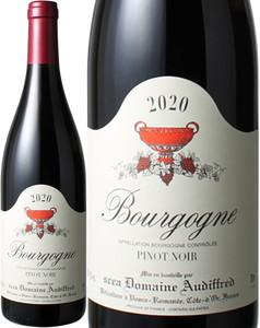 ブルゴーニュ・ルージュ 2017 オーディフレッド 赤 Bourgogne Rouge / Audiffred   スピード出荷