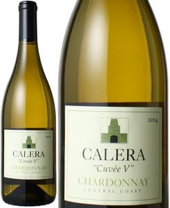 カレラ シャルドネ セントラル・コースト キュヴェ・V 2014  白 Calera Chardonnay Central Caost Cuvee V   スピード出荷