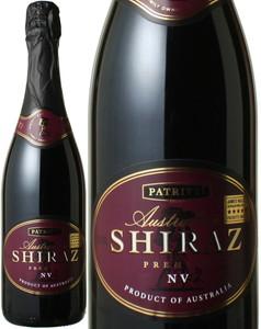 パトリッティ シラーズ・スパークリング NV  赤 Patritti Shiraz   スピード出荷