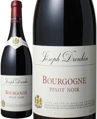 ブルゴーニュ・ピノ・ノワール [2017] ジョゼフ・ドルーアン <赤> <ワイン/ブルゴーニュ> ※ヴィンテージが異なる場合があります。 Bourgogne Pinot Noir / Maison Joseph Drouhin  スピード出荷