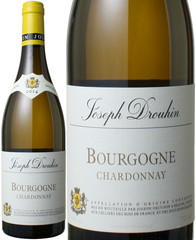 ブルゴーニュ・シャルドネ 2017 ジョゼフ・ドルーアン 白 ※ヴィンテージが異なる場合があります。 Bourgogne Chardonnay / Maison Joseph Drouhin