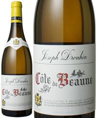 コート・ド・ボーヌ・ブラン [2016] ジョゼフ・ドルーアン <白> <ワイン/ブルゴーニュ> Cotes de Beaune Blanc / Maison Joseph Drouhin  スピード出荷