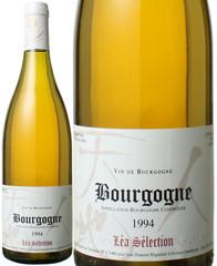 ブルゴーニュ・ブラン 1994 ルー・デュモン レア・セレクション 白  Bourgogne Blanc 1994 / Lou Dumont Lea Selection  スピード出荷