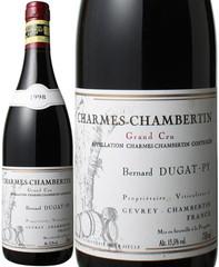 シャルム・シャンベルタン 1998 ベルナール・デュガ・ピィ 赤  Charmes Vhambertin 1998 / Bernard Dugat-py   スピード出荷
