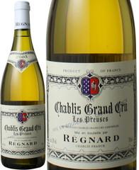 シャブリ グラン・クリュ レ・プルーズ 2003 レニャー 白  Chablis Grand Cru Les Preuses 2003 / Regnard  スピード出荷