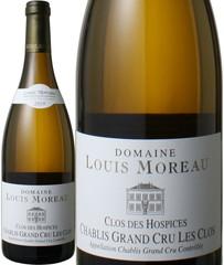 シャブリ グラン・クリュ クロ・デ・ゾスピス・ダン・レ・クロ 2010 ドメーヌ・ルイ・モロー 白  Chablis Grand Cru Clos de Hospices Dans Les Clos 2010 / Domaine Louis Moreau  スピード出荷