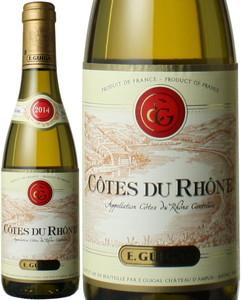 コート・デュ・ローヌ ブラン ハーフサイズ 375ml 2016 ギガル 白 Cotes du Rhone  Blanc / E.Guigal   スピード出荷