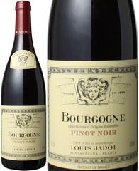 ブルゴーニュ ピノ・ノワール 2016 ルイ・ジャド 赤 Bourgogne Pinot Noir / Louis Jadot  スピード出荷