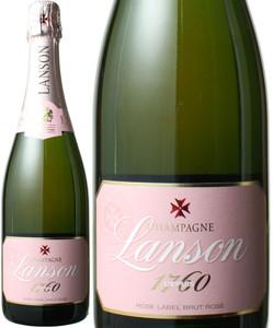 【夏の爽快ワインSALE】ランソン ロゼ ブリュット NV ロゼ  Lanson Rose Brut   スピード出荷