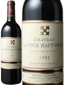 シャトー・ラ・トゥール・オー・ブリオン 2001 赤  Chateau La Tour Haut Brion  スピード出荷