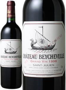 シャトー・ベイシュヴェル 1996 赤  Chateau Beychevelle  スピード出荷