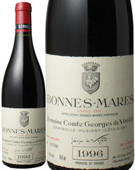 ボンヌ・マール 1996 コント・ジョルジュ・ド・ヴォギュエ 赤  Bonnes Mares 1996 / Comte Georges de Vogue   スピード出荷