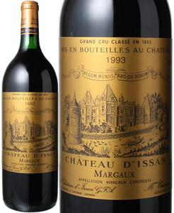 シャトー・ディッサン マグナムサイズ1.5L 1993 赤  Chateau d'Issan  スピード出荷
