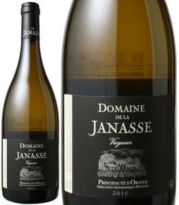 ヴィオニエ プリンシポーテ・ドランジュ 2016 ドメーヌ・ド・ラ・ジャナス 白  Viognier Principaute d'Orange / Domaine de la Janasse   スピード出荷