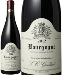 ブルゴーニュ・ルージュ 2015 ドメーヌ・ギイヤール 赤  Bourgogne Rouge / Domaine Guillard  スピード出荷
