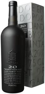 キンタ・ド・ポルタル 20年 トウニーポート NV ポートワイン 赤  Quinta do Portal 20 Year Aged Tawny Port  スピード出荷