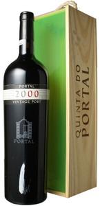 キンタ・ド・ポルタル ヴィンテージ・ポート マグナム1.5L 2000 ポートワイン 赤  Quinta do Portal Vintage Port  スピード出荷