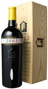 キンタ・ド・ポルタル プラス・ヴィンテージ・ポート 2003 ポートワイン 赤  Quinta do Portal +Vintage Port  スピード出荷