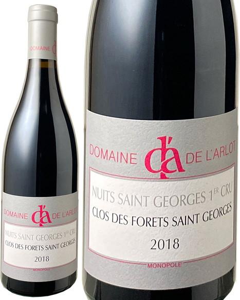 ニュイ・サン・ジョルジュ プルミエ・クリュ クロ・デ・フォレ・サン・ジョルジュ 2013 ドメーヌ・ラルロ 赤  Nuits Saint Georges Premier Cru Clos des Forets Saint Georges / Domaine de l'Arlot   スピード出荷
