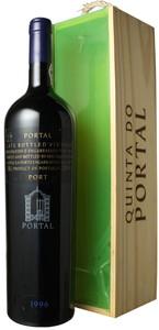 キンタ・ド・ポルタル レイト・ボトルド ヴィンテージ・ポート マグナム1.5L 1996 ポートワイン 赤  Quinta do Portal Late Bottled Vintage Port  スピード出荷