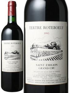 シャトー・テルトル・ロートブッフ 1995 赤  Chatau Tertre Roteboeuf   スピード出荷