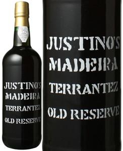テランテス オールド・リザーヴ マデイラ NV ジャスティノ 白  Terrantez Old Reserve Madera / Justinos   スピード出荷